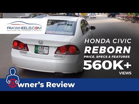 Honda Civic Reborn - Owner's Review