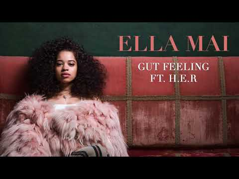 Ella Mai – Gut Feeling Ft. H.E.R (Audio) - Ella Mai