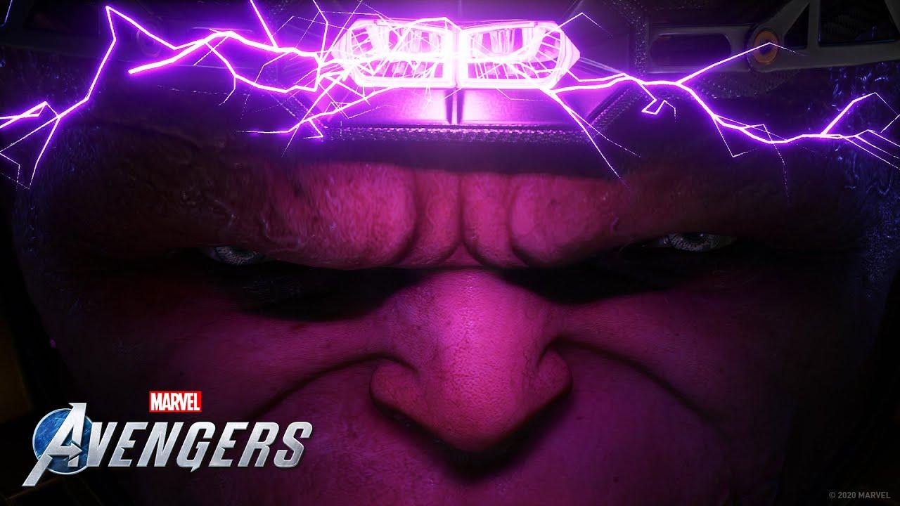 필립 테리엥(Philippe Therien)이 Marvel's Avengers 워존의 기밀 정보를 공개합니다