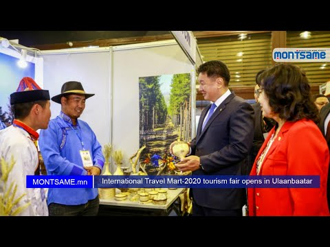 International Travel Mart-2020 tourism fair opens in Ulaanbaatar