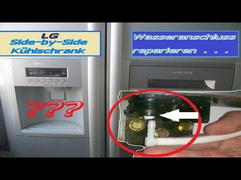 Kühlschrank Wasserschlauch Samsung : Rf hsesbsr kühlschrank mit french door samsung de