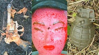 5 Terrifying Things Found by Metal Detectors