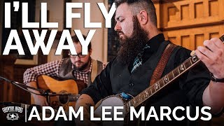 Adam Lee Marcus - I'll Fly Away (Banjo Cover) // The Church Sessions