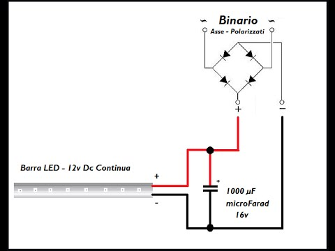 LED Bidirezionale per Quadro Sinottico e Carrozze - ModeLSide - Modellismo Pratico Ferroviario