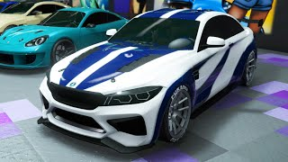 Need for Speed in GTA Online! (NFS Most Wanted BMW M3 GTR)