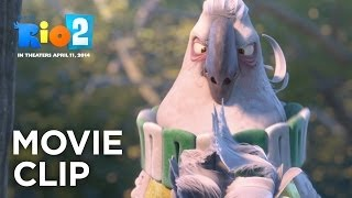 Clip 2 - Pooping On Your Party - Rio 2