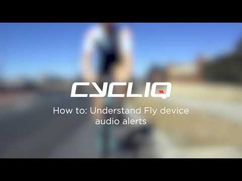 How to understand Fly device audio alerts