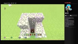 How To Make A Slime Block Elevator In Minecraft Ps4 म फ त