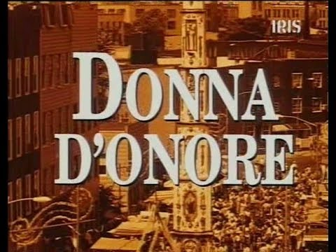 Donna D'onore 1 Parte 1/3