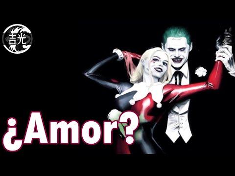 La Terrible Relacion De Harley Quinn Y El Joker