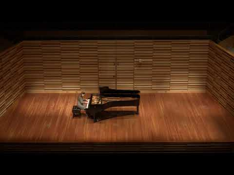 This is a video of me performing Prokofiev's Sonata No. 3 in A minor.