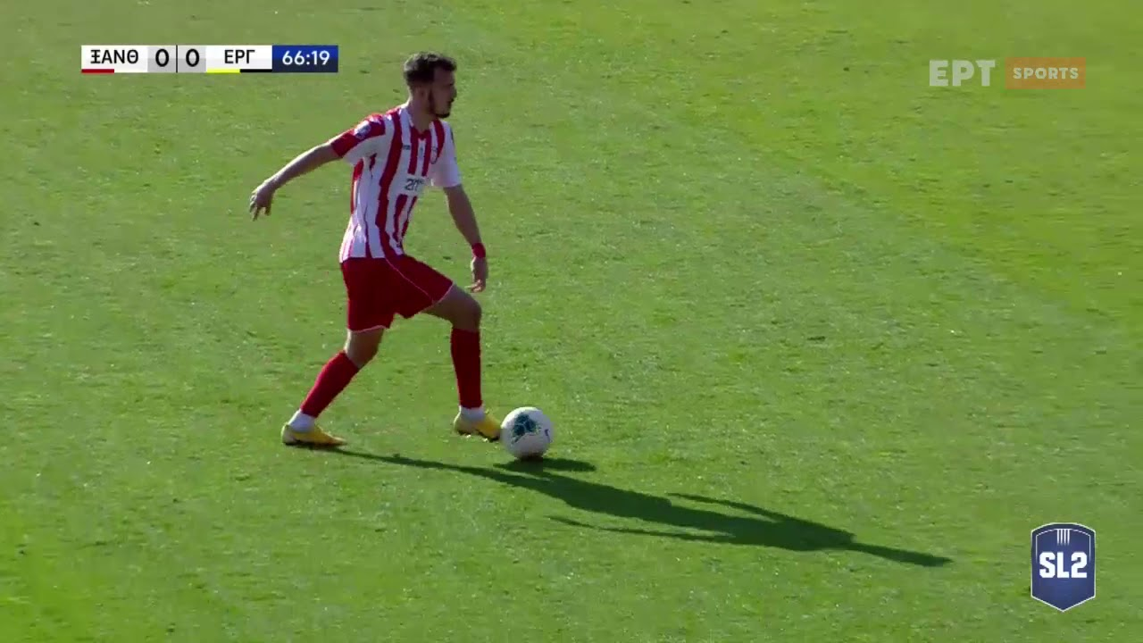 Super League 2 | Ξάνθη – Εργοτέλης 1-0 | HIGHLIGHTS | 27/03/21 | ΕΡΤ