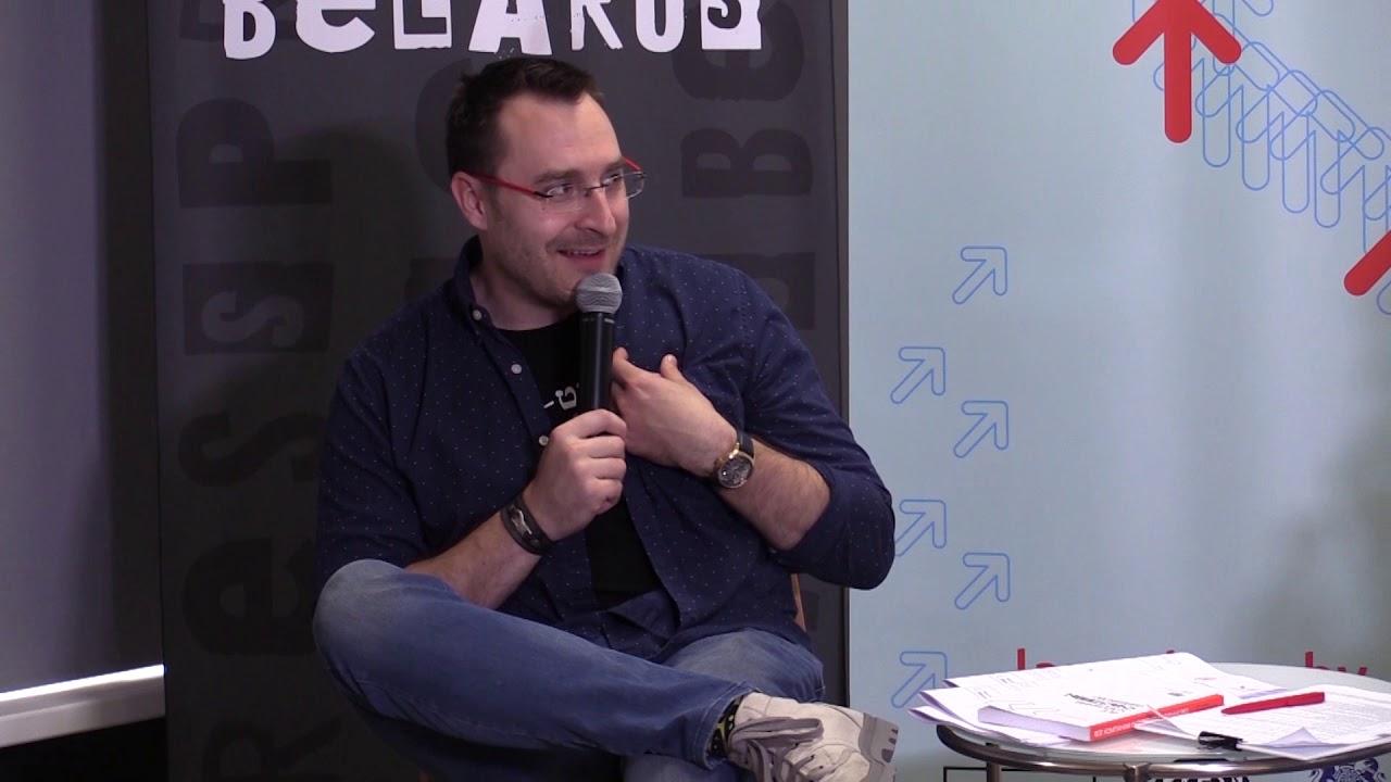 Публичное интервью. Ирина Дубовик беседует с Йонатаном Левиным.