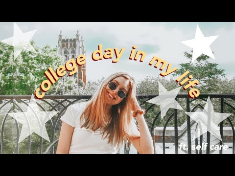 COLLEGE FINALS WEEK DAY IN MY LIFE! ft. self care (+ aussie!)