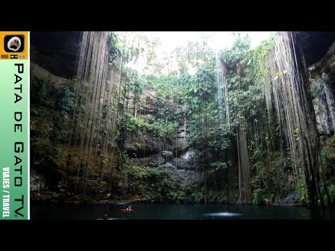 Viajando con PDGTV – Cenotes de Yucatán / Traveling with PDGTV – Yucatan cenotes