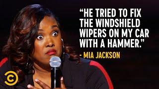 Mia Jackson's Dad Is a Wild Card