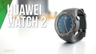 Huawei Watch 2 o cómo intentar hacer sobra al Apple Watch