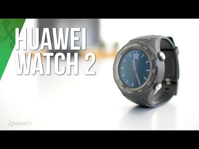 Huawei Watch 2, review