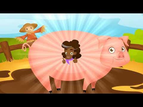 Game Anak Peternakan | Farm Dirty Fun Kids Games | Magisterapp