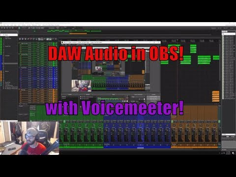 HOW-TO: Send audio from Reaper (or any other DAW) to OBS