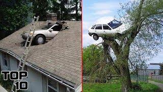 Top 10 Unexplained Car Accidents