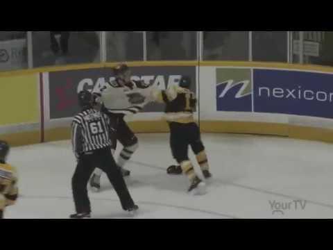 Cole Fraser vs. Brett Neumann