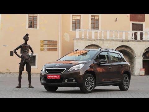 Peugeot  2008 Паркетник класса J - тест-драйв 4