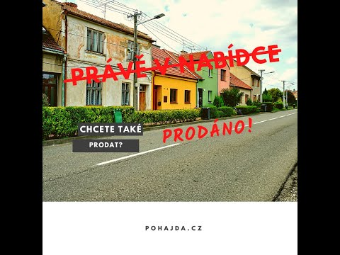 Video z << Prodej rodinného domu, 163 m2, Sokolnice >>