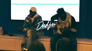 DADJU   Jaloux (Live)