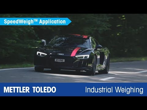 METTLER TOLEDO SpeedWeigh Makes Your Holidays
