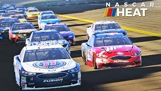 NASCAR Heat 2 - The Daytona 500 (2018 Update)