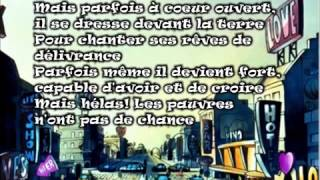 Nicola Ciccone   LE PETIT MONDE (avec Paroles)