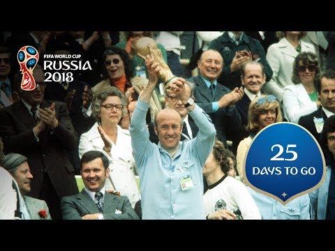 ¡ A 25 días de Rusia 2018 !