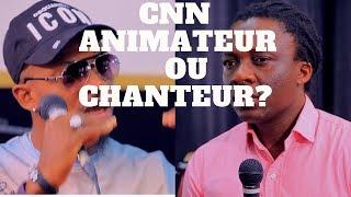 VOICI POURQUOI CNN, L'UN DES MEILLEURS ANIMATEURS DE LA RDC DECIDE DE SE CONVERTIR EN CHANTEUR.