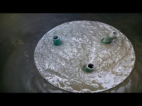 Como hacer una maceta con cemento