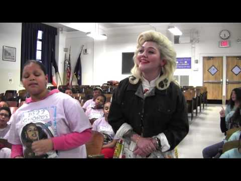 """No One Can Save You"" Elle King & PS22 Chorus"