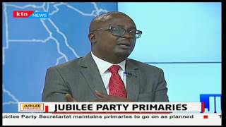 News Centre: Jubilee party primaries across the counties - 21st April,2017