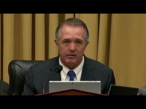 Congressman Trent Franks announces resignation