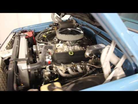 Video of '72 C20 Super Cheyenne - LF9B