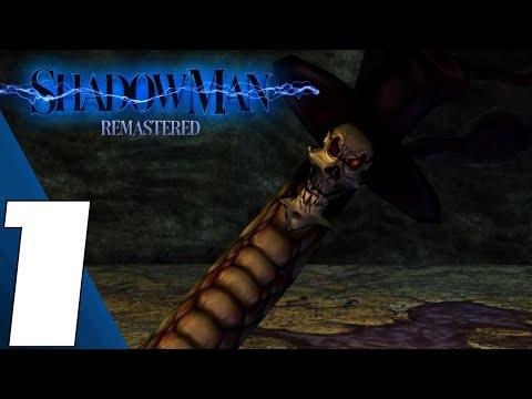 Gameplay de Shadow Man Remastered