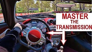 Racing Games - How to setup the Transmission