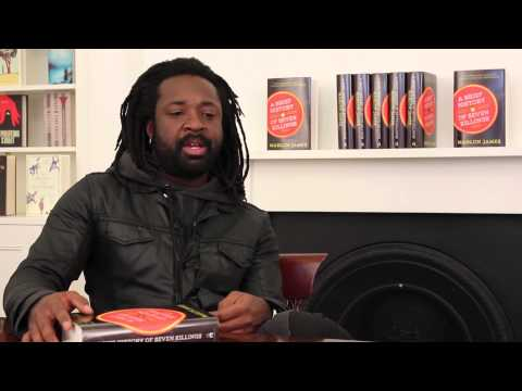 What's Bob Marley got to do with Marlon James's Booker Prize-winning novel?