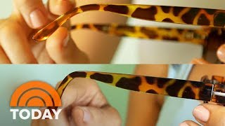 1 Easy Way To Adjust Your Glasses So They Stay Put | TODAY