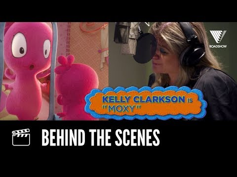 Nick Jonas, Pitbull, Kelly Clarkson & More Behind The Scenes of Ugly Dolls | UGLY DOLLS