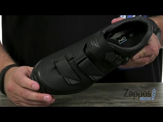 Видео Велотуфли женские Shimano SH-ME301ML черные