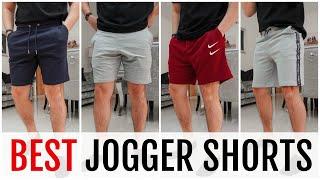 Best Fitting Jogger Shorts For Men 2020 (Nike, Tommy Hilfiger & More)