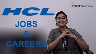 HCL – Recruitment Notifications, IT Jobs, Walkin, Career, Oppurtunities, Campus placements