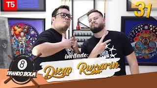 Tirando Bola temp 5 ep 31. - Diego Ruzzarin