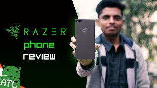Razer Phone Review | That 120hz Display 😍😍😍 | 4K | ATC