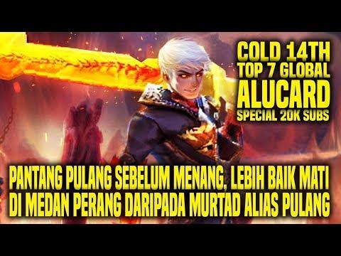 Hal Yang Gw Pelajari Dari Top 7 Global ALUCARD COLD • Mobile Legends Indonesia